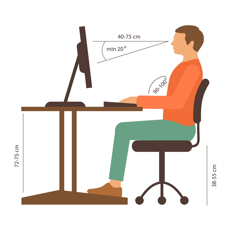 Ergonomic Workstation