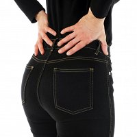 Buttock pain